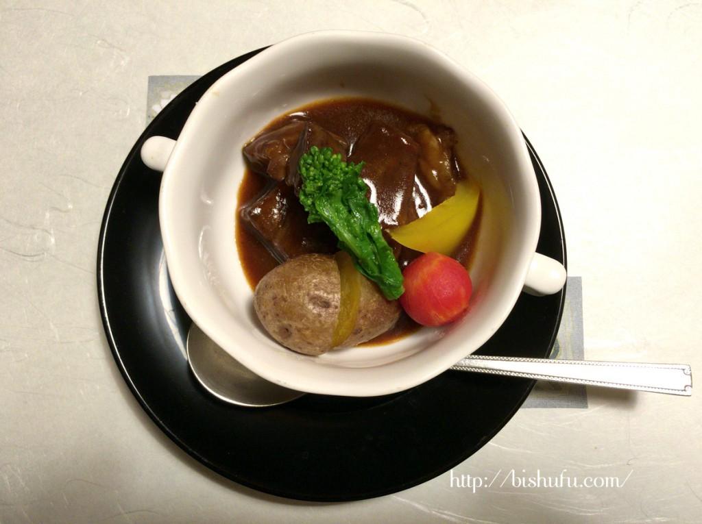 讃岐牛と野菜の煮込みシチュー