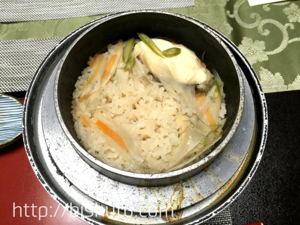 愛媛の郷土料理「鯛めし」